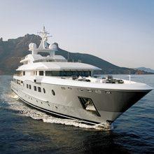 Kogo Yacht Running Shot
