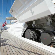 Ethereal Yacht Engine/Mechanical Area