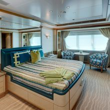Pegasus VIII Yacht Guest Stateroom 1