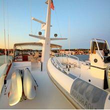 Lady Faye Yacht