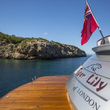 Tiger Lily of London Yacht
