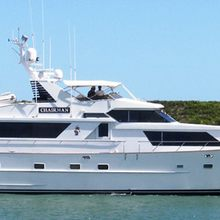 Prime Time III Yacht
