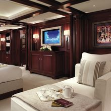 Ambition Yacht Master Stateroom - Screen