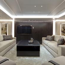 Mogambo Yacht Bridge Deck Lounge - Overview