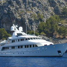 Constance Yacht Side View
