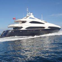 The Devocean Yacht Running