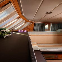 Something Cool Yacht Triple Stateroom