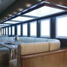 Dream Yacht Salon Seating