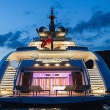 Galactica Super Nova Yacht