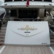 Natali of Monaco Yacht