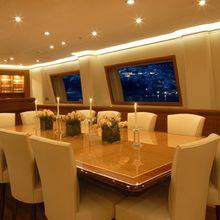 M5 Yacht Dining Salon