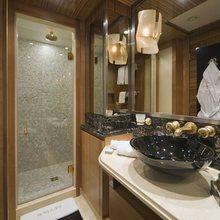 Hokulani Yacht Guest Bathroom