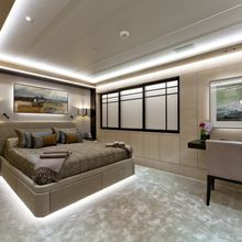 Mogambo Yacht Guest Stateroom
