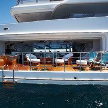 Pegasus VIII Yacht Beach Club