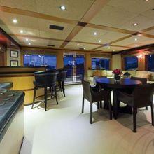 Chosen One Yacht Skylounge