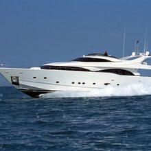 Lady Vanilla Yacht