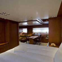 Ethereal Yacht Master Stateroom - Seating