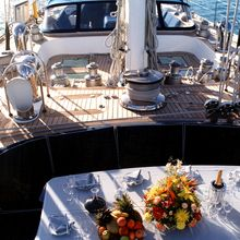 Cyclos III Yacht