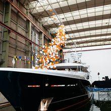 Gene Machine Yacht