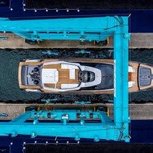 Space Cowboy Yacht