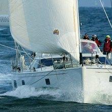 Intrigue Yacht