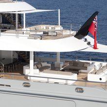 Mogambo Yacht Decks