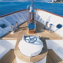 Arriva Yacht Deck