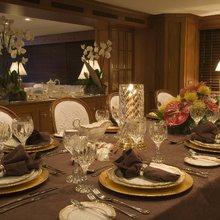 Constance Yacht Dinner Service