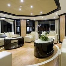 Veneta Yacht Main Salon