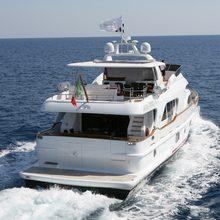 Cuff Link Yacht