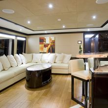 Veneta Yacht Main Salon - Seating