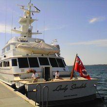 Lady Sandals Yacht