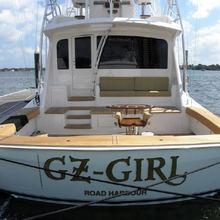 G-Z Girl Yacht
