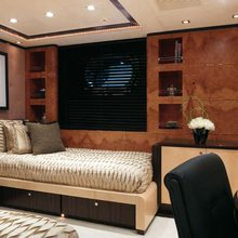 Caoz 14 Yacht Twin Stateroom - Seating