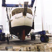 Greek Tycoon V Yacht