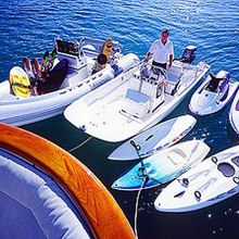 Huntress Yacht
