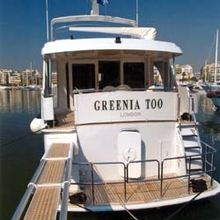 Greenia Too Yacht
