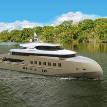 Hawk Ranger 68m Yacht