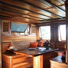Phinisi Schooner 26 m Yacht