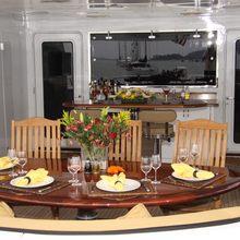 Empire Sea Yacht Dining