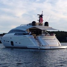 Coal Blooded Yacht