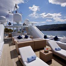 Achilles Yacht Sundeck Loungers