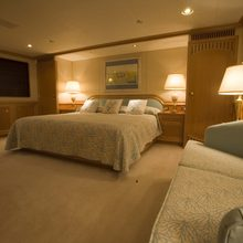 Constance Yacht Master Stateroom