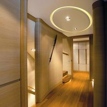 Exuma Yacht Hallway
