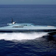 Blue Princess Star Yacht