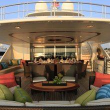 BB Yacht Skylounge Aft Deck