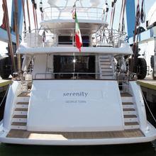 Serendipity Yacht
