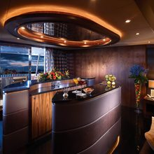 The Devocean Yacht Saloon Bar