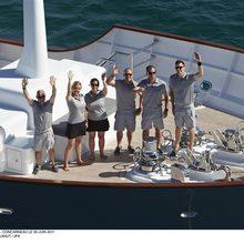 Sea Eagle Yacht Crew