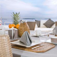 Veneta Yacht Breakfast service